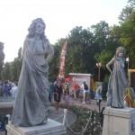 Teatrul Masca Statuile