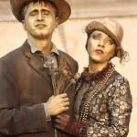 Teatrul Masca Fior D 'amor in Bucuresci