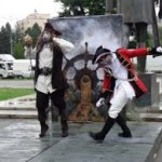 Teatrul Masca Piratii din Caraibe
