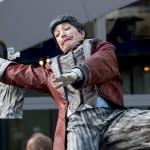 Loek Meijer, Christian Dol, Levend Theatre -Olanda- CHELNERUL