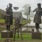 Afke Westdjik , Catharina Rook, BEELDJE.NL-Olanda
