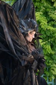 Îngerul Negru