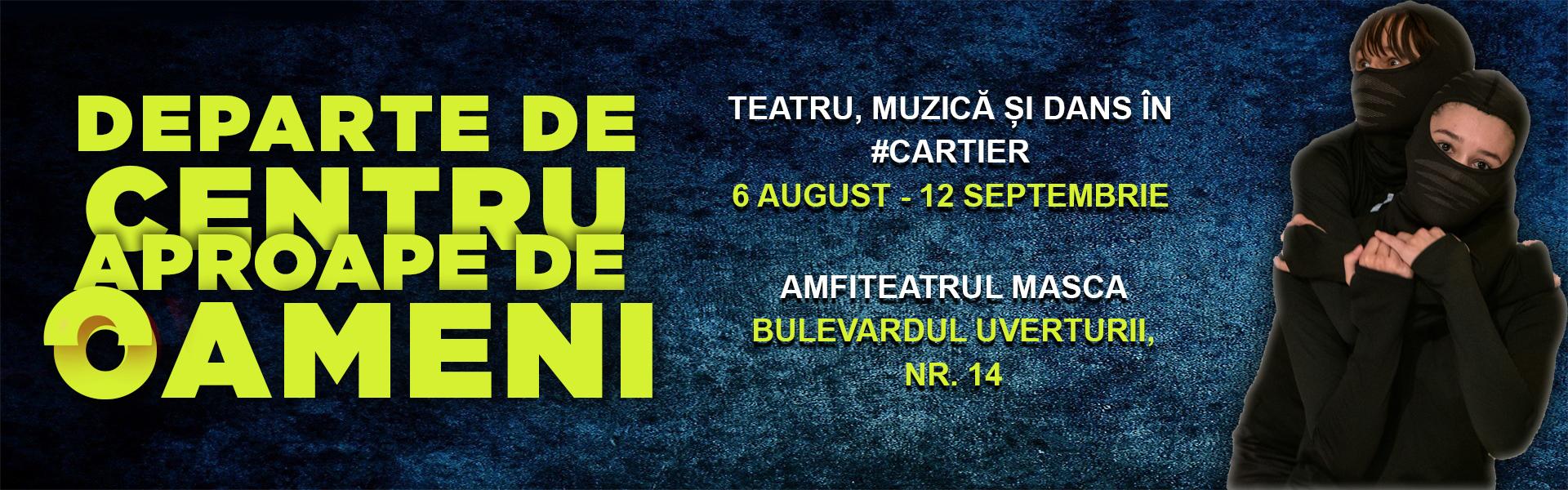 Centrul Național al Dansului București