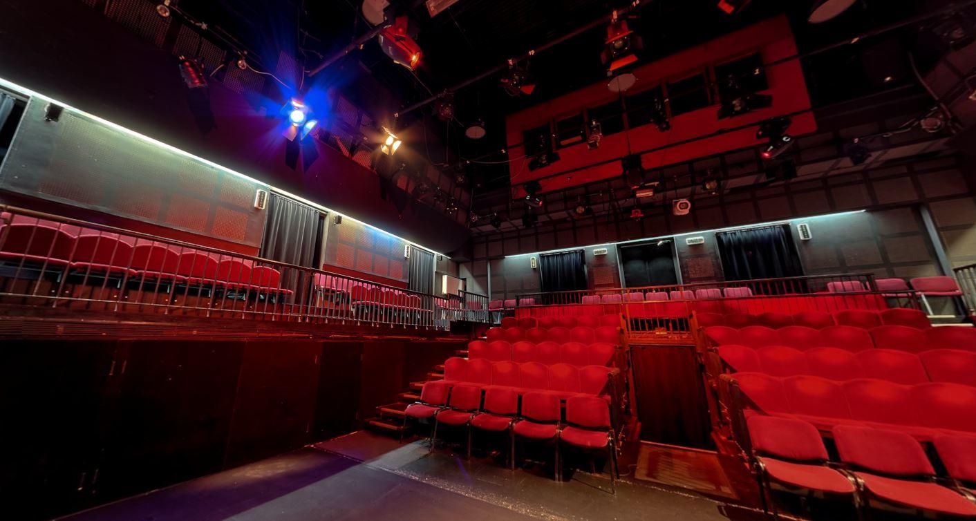 Teatrul Masca - Sala de spectacole