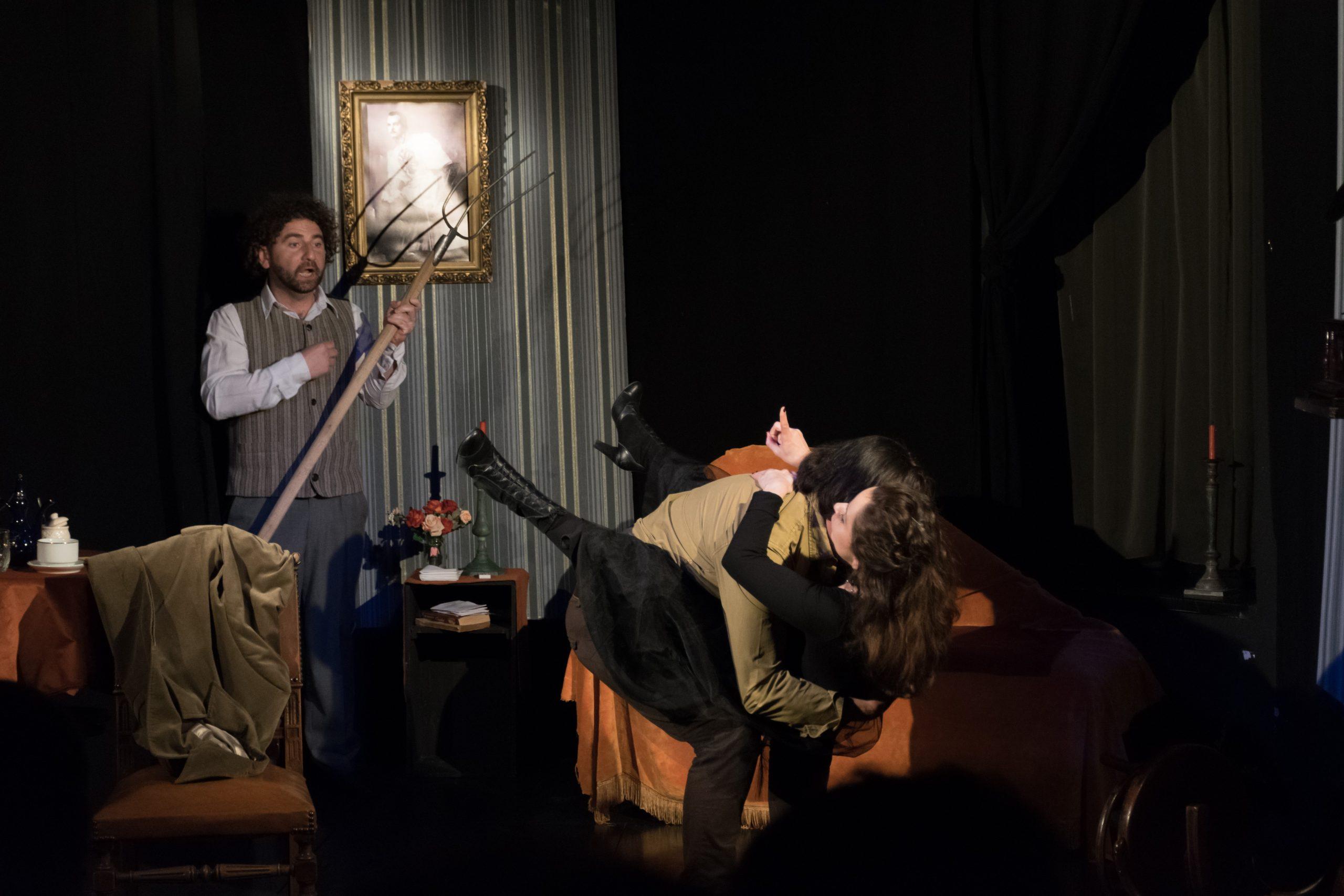 Teatrul Coquette – Ursul (4)